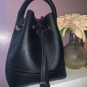 Forever 21 mini bucket bag